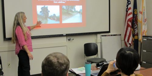 Wildfire Safety and Prevention Workshops
